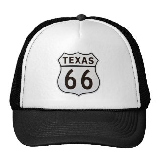 Route 66 Texas Hats