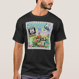 ROUTE 66 - The Mother Road Tees