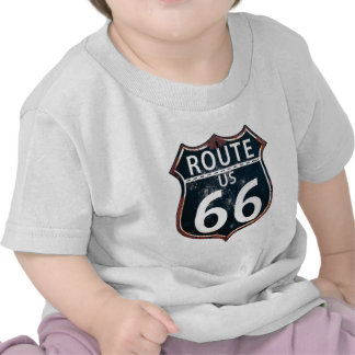Route 66 - The Mother Road T Shirt