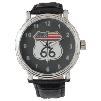 Route 66 Time Watch