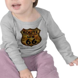 Route 66 tee shirt