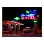 Route 66: Tucumcari, New Mexico Postcard