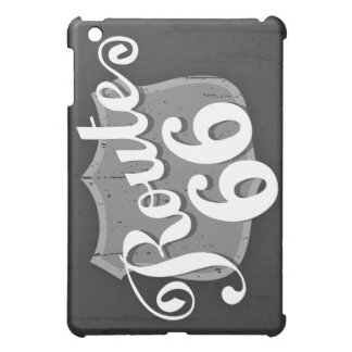 Route 66 Weatherboard iPad Mini Covers