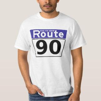 Route 90 Logo Shirt