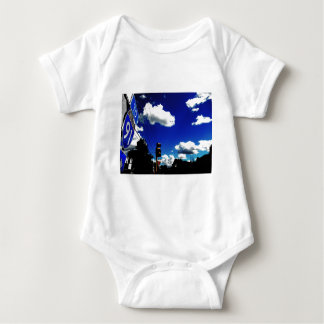ROUTE 91 BABY BODYSUIT