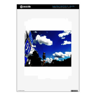 ROUTE 91 DECAL FOR iPad 3