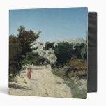 Route de la Gineste, near Marseilles, 1859 Vinyl Binders