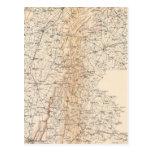 Route, Gettysburg campaign Postcards