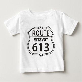 ROUTE MITZVOT 613 BABY T-Shirt