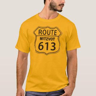 Route Mitzvot 613 T-Shirt