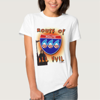 Route Of All Evil T-shirt