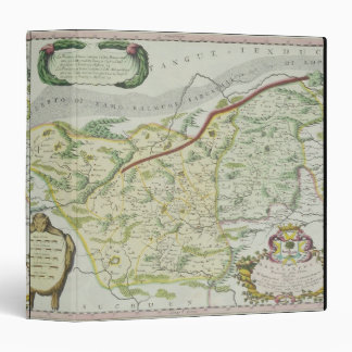 Route of Marco Polo 3 Ring Binder