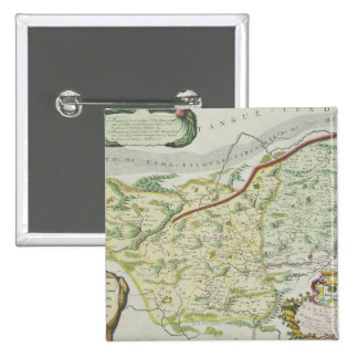Route of Marco Polo Pinback Button