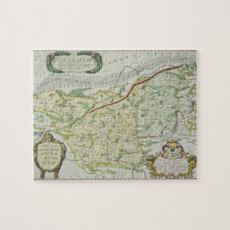 Route of Marco Polo Jigsaw Puzzle