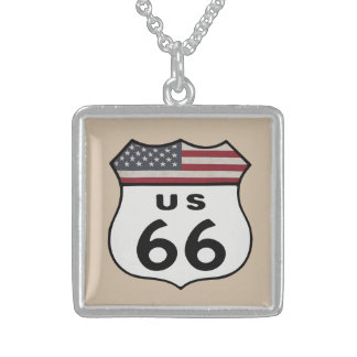 Route US 66 Pendants