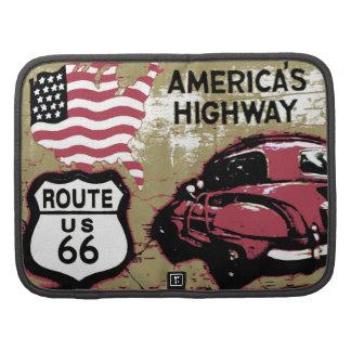 Route US 66 Folio Planner