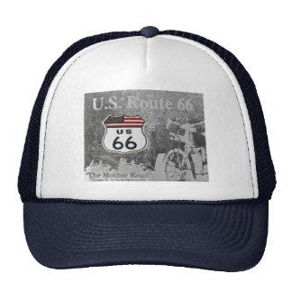 Route US 66 Trucker Hat