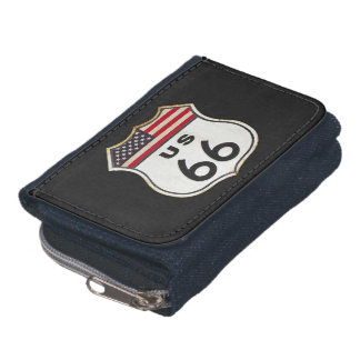 Route US 66 Wallets