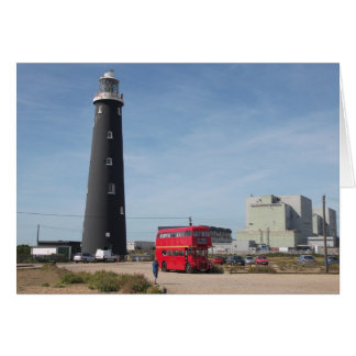 Routemaster at Dungeness Card
