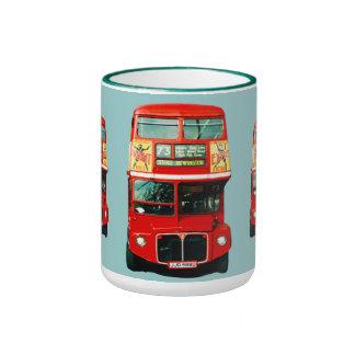 Routemaster London Bus Ringer Mug