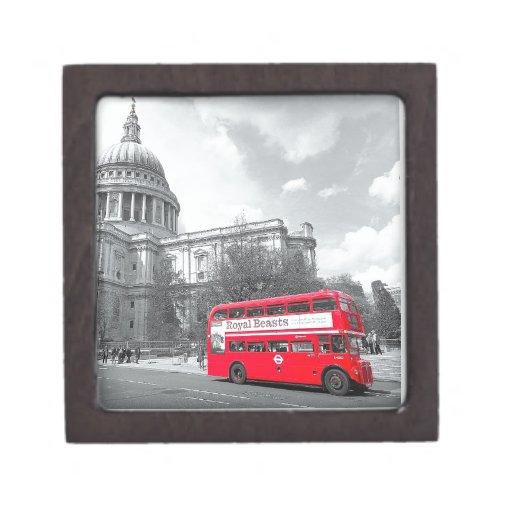 Routemaster rojo caja de regalo de calidad