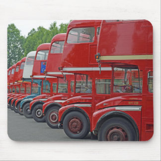 Routemasters mousepad