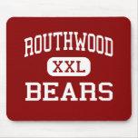 Routhwood - Bears - Middle - Newellton Louisiana Mouse Mat