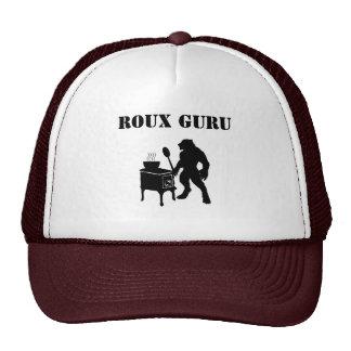 Roux Guru Rougarou Cajun Werewolf Trucker Hat