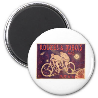Rouxel & Dubois 2 Inch Round Magnet