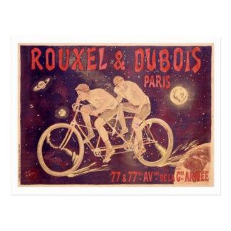 Rouxel & Dubois Post Card