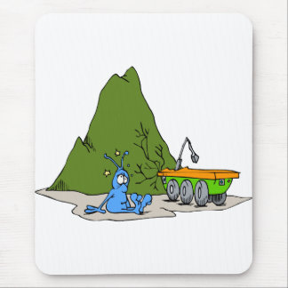 Rover Accident Mouse Pad