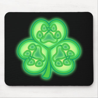 Rover Clover Mouse Pads
