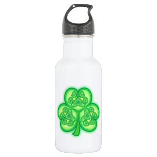 Rover Clover Stainless Steel Water Bottle