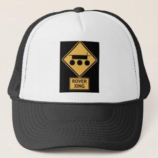 rover crossing trucker hat
