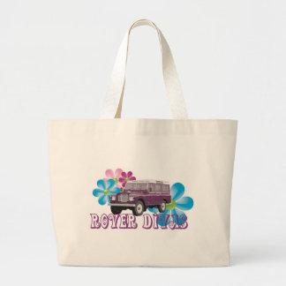 Rover Divas Canvas Bags