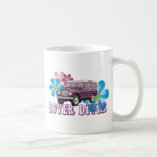 Rover Divas Classic White Coffee Mug