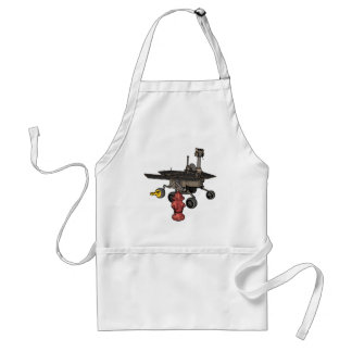 Rover Gets the Boot Adult Apron