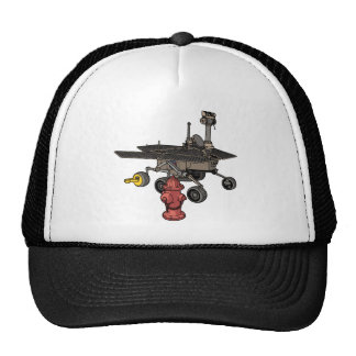 Rover Gets the Boot Trucker Hat