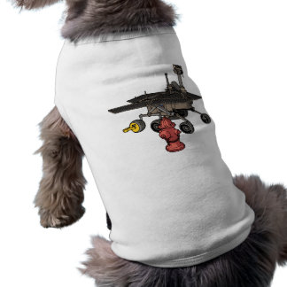 Rover Gets the Boot Pet Tee Shirt