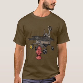 Rover Gets the Boot T-Shirt