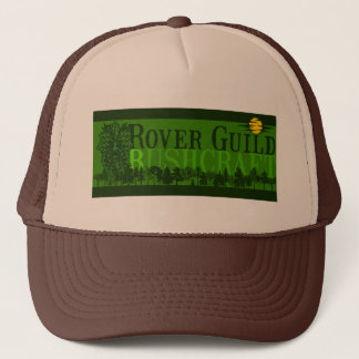 Rover Guild Bushcraft CAP