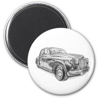 ROVER P4 105S MAGNET