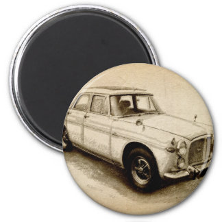 Rover P5 1968 Magnet