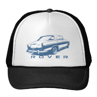 Rover P5 Coupe (blue) Trucker Hat