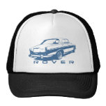 Rover P5 Coupe (blue) Trucker Hats