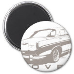 Rover P5 Coupe (grey) Magnet