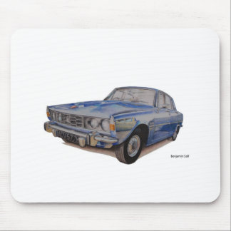 Rover P6 2000 Mouse Pad