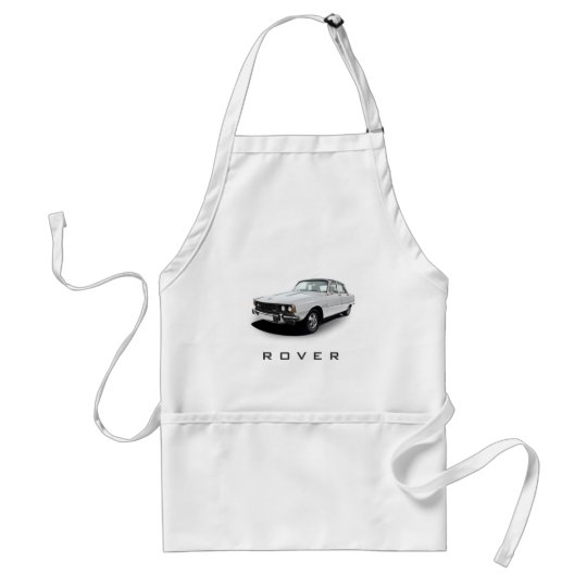 Rover P6 3500S Adult Apron