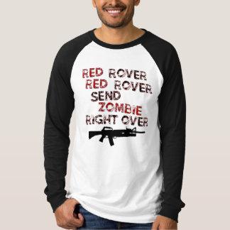 Rover rojo playera