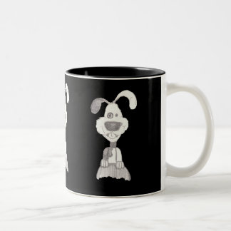 Rover Two-Tone Coffee Mug